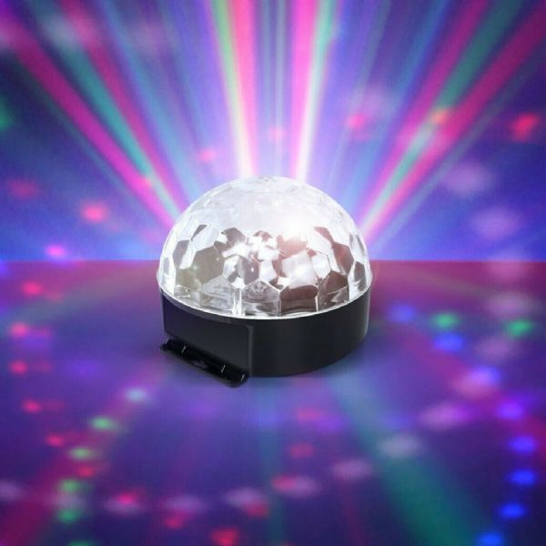 KAM MOON GLOW LIGHT -  Rotating disco effect - 9073